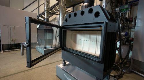 [DE] DEFRO HOME - nowoczesne wkłady kominkowe i kominki Labolatorium badawcze DEFRO - 5 z 16